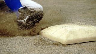 野球の併殺崩しとは?2017年から危険なスライディングは禁止!